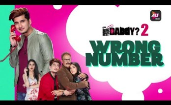Wrong Number Lyrics - Who's Your Daddy Season 2