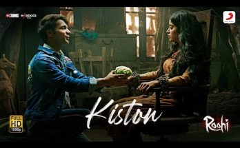 Kiston Lyrics - Jubin Nautiyal | Roohi