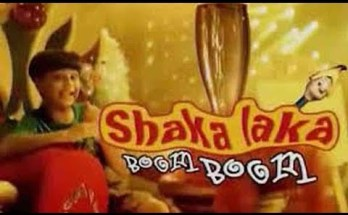 Shaka Laka Boom Boom Serial Title Song Lyrics -DD National (2002)