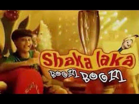 Shaka Laka Boom Boom Serial Title Song Lyrics -DD National (2002)