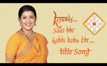 Kyunki Saas Bhi Kabhi Bahu Thi Title Song Lyrics - Star Plus (2000)