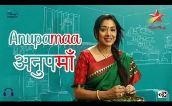 Anupamaa Title Song Lyrics - Rupali Ganguly | Star Plus (2020)
