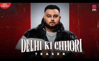 Delhi ki Chhori Lyrics - Deep Jandu