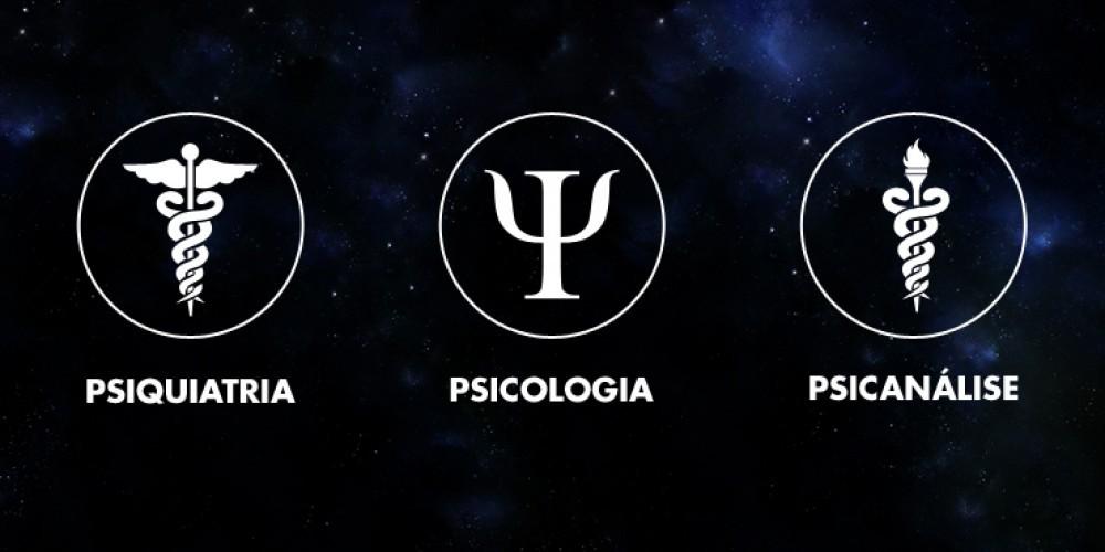 Diferenças entre Psicologia, Psiquiatria e Psicanálise de Forma Resumida