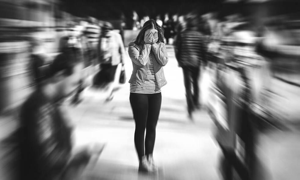 transtorno de ansiedade