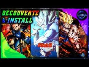 Découverte du Nouveau Dragon Ball sur Mobile