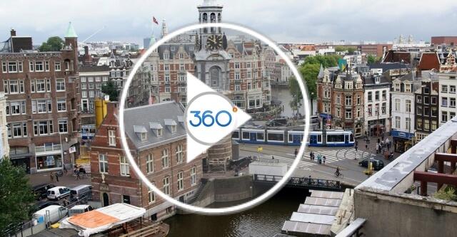 بالفيديو 360 درجة : معلومات جديده عن امستردام لا تعرفها .,