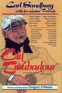 a biography of carl august sandburg Trying to write briefly about carl sandburg, said a friend of the poet, is like trying to picture the grand canyon in one black and white snapshot.