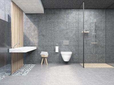 les salles de bain pretes a poser