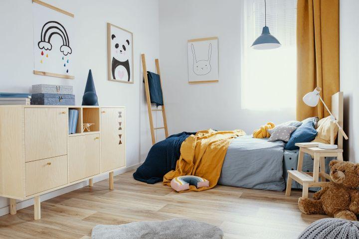amenager une chambre pour enfant