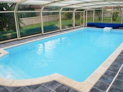 renovation d un abri de piscine abime