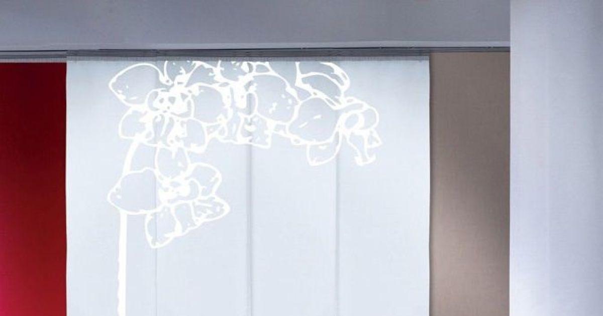 Panneaux Japonais Orchid 233 E Par Leroy Merlin