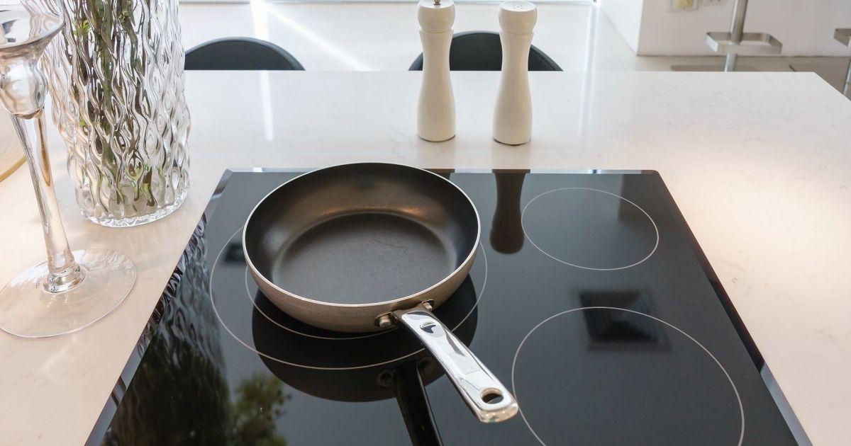 installation d une plaque de cuisson