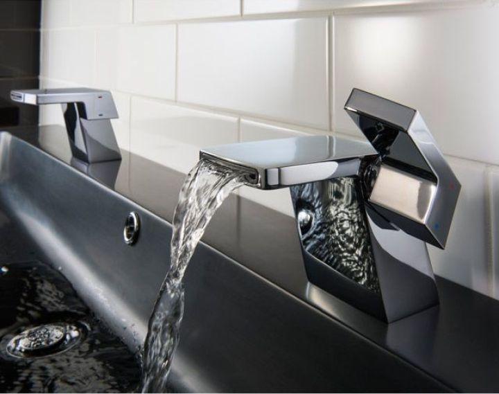 robinet cascade par castorama