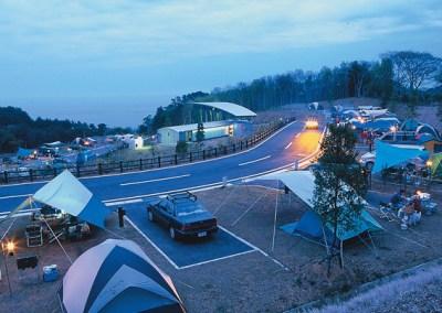 Kamiwarisaki Camp Field