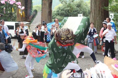 Trekking Around Minamisanriku-Tour for visit Autumn Festival at Iriya , with lunch.