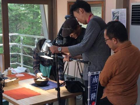 10/12(月)『ウォッチン!みやぎ』に神割崎キャンプ場が登場