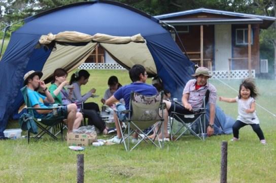 2018年度(2018年4月〜)のキャンプ場予約受付開始