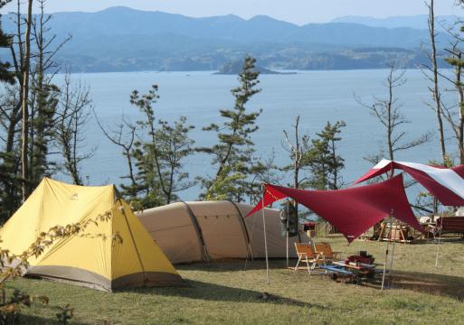 4/1〜H30年度のキャンプ場がスタート