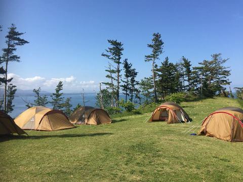 2月9日、16日限定「冬キャンプして日の出を見よう」開催!!