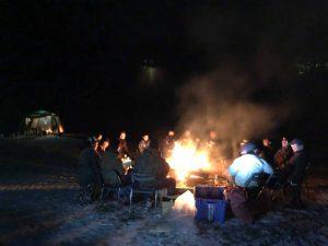 神割崎キャンプ場 年間イベント予定
