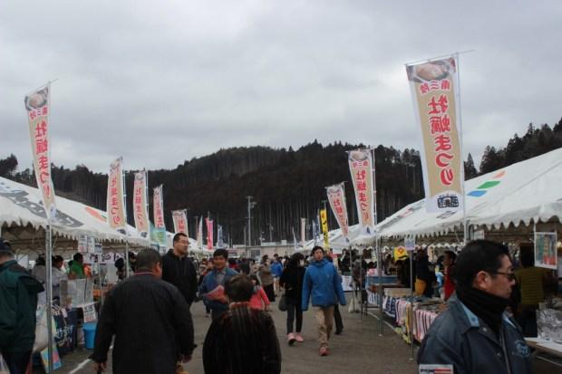 【3月27日(日)】今年度最後の福興市は・・・・・・!!!