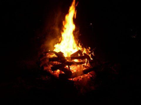 12月15日~16日「神割崎キャンプ場 冬の焚き火会」開催