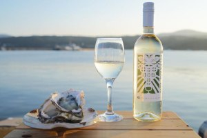 2021 春のワイン会AT南三陸ワイナリ―