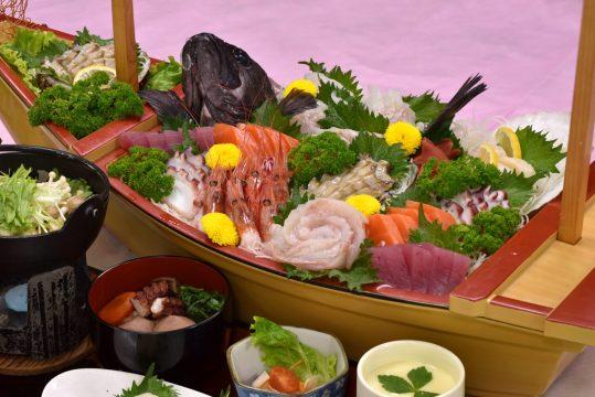 \海の幸を贅沢に味わえるプランが多数/民宿|清観荘