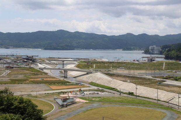 【定点観測】2021年6月上旬:志津川地区