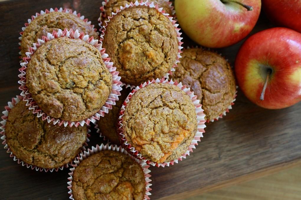Basische Zimt-Muffins – nicht nur für Weihnachten