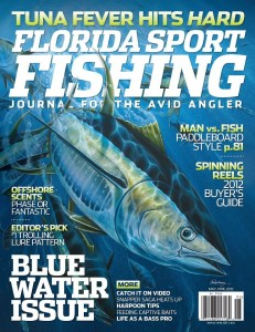 Florid Sport Fishing Cover