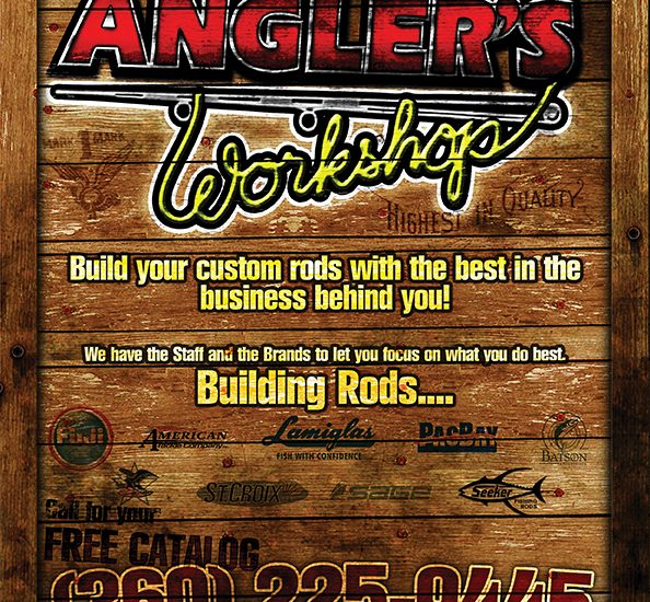 Angler's Workshop National Campaign