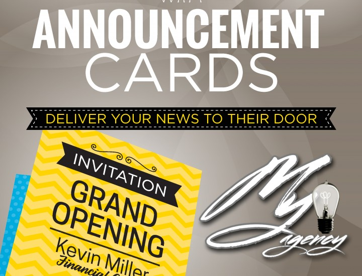 Announcement Cards
