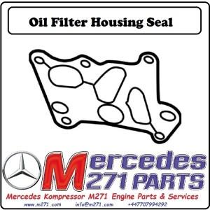 Mercedes M271 Oil Filter Housing Gasket – A2711840280