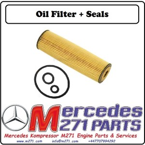 Mercedes M271 Oil Filter –  A2711800109