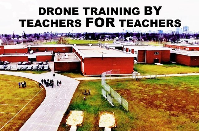 Drones for Teachers