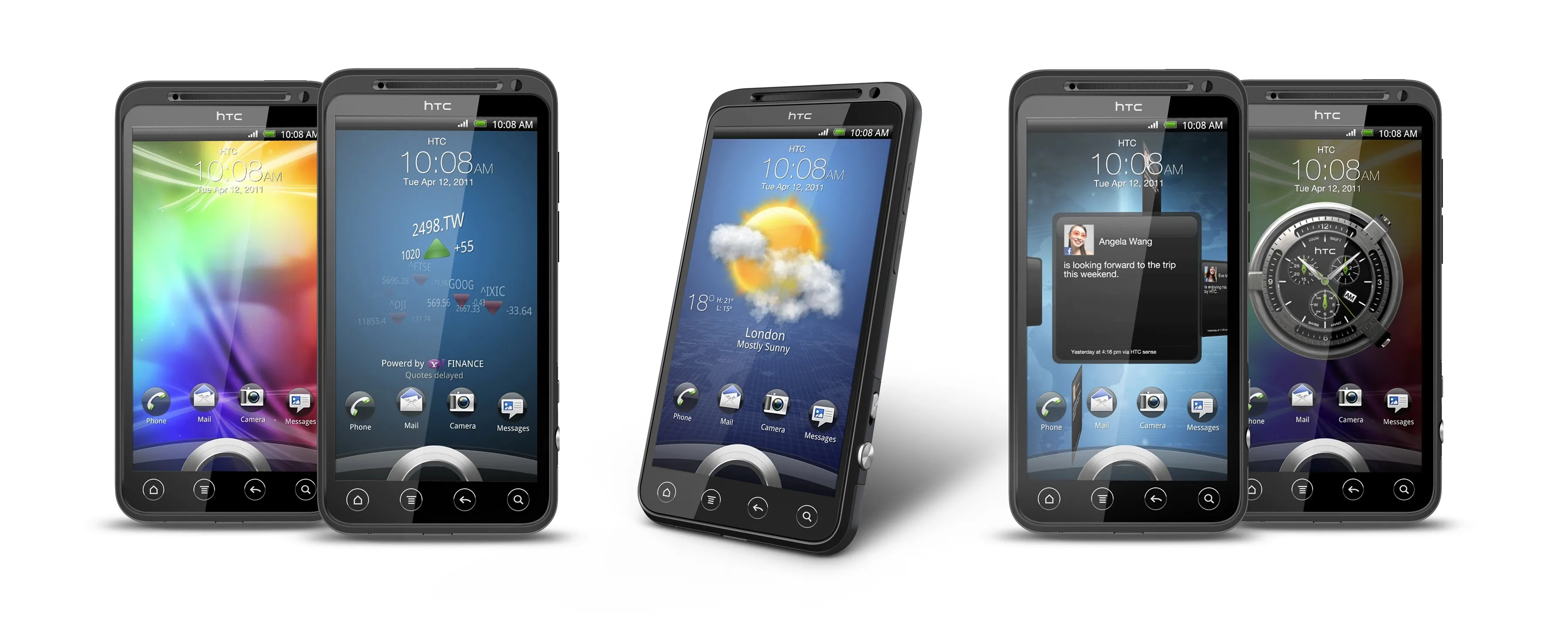 HTC EVO 3D Launched in Malaysia~
