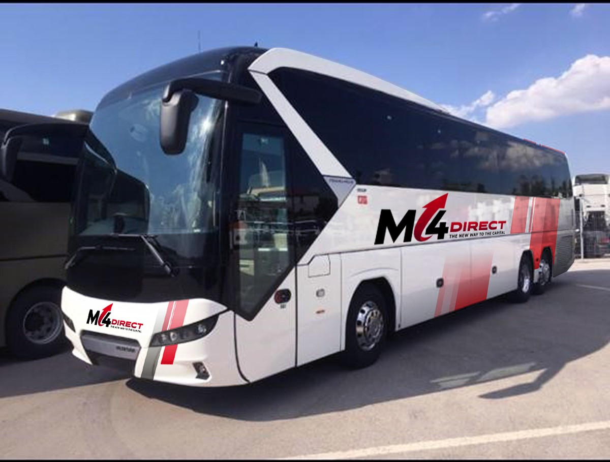 M4 Direct Bus - Ballymahon - Mullingar - Dublin Bus Timetable