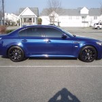 Picture Request M6 Rims Powdercoated Black White M5 With Regular M6 Rims Bmw M5 Forum And M6 Forums