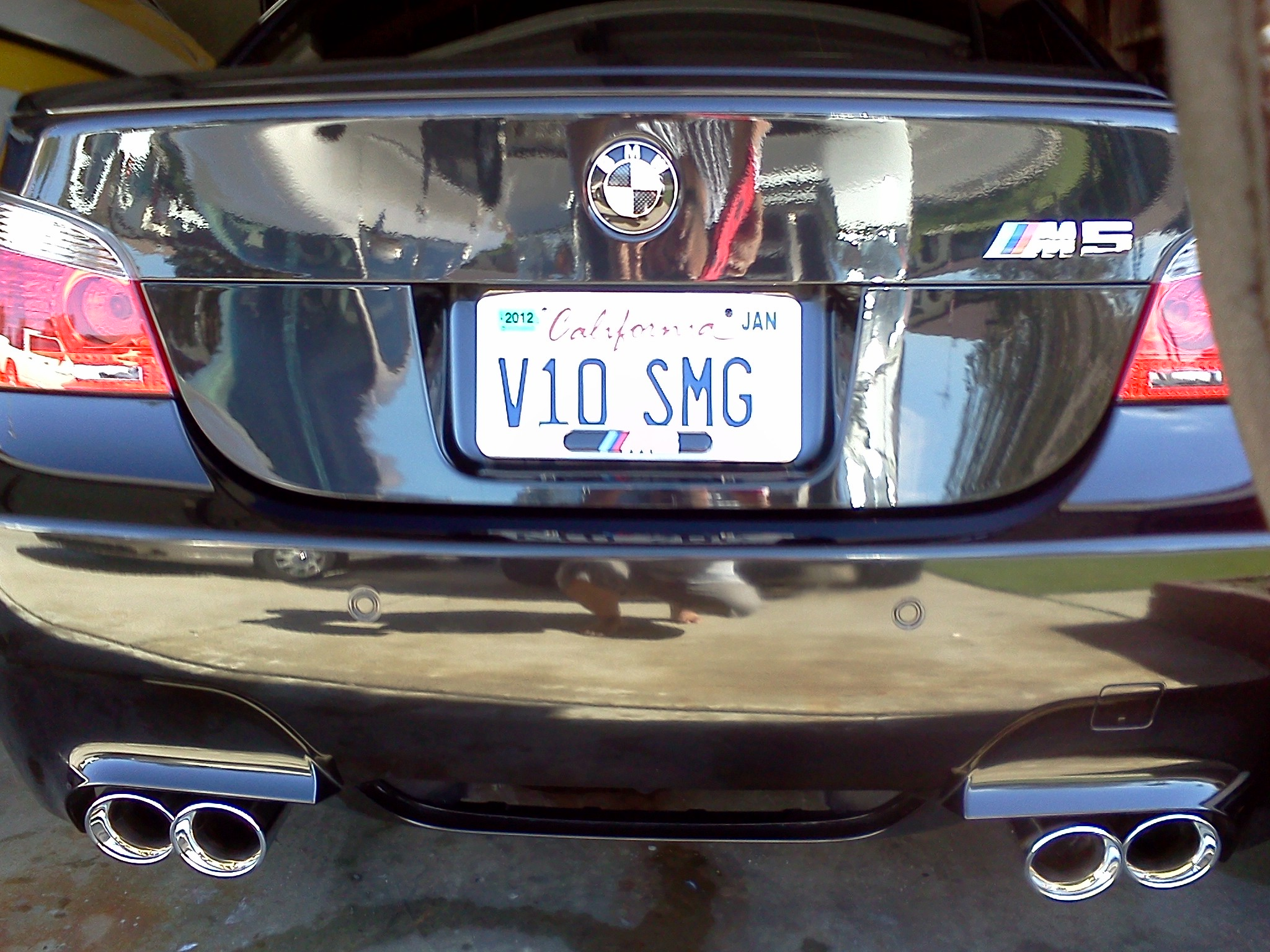 Best Vanity Plates Page 5 BMW M5 Forum And M6 Forums