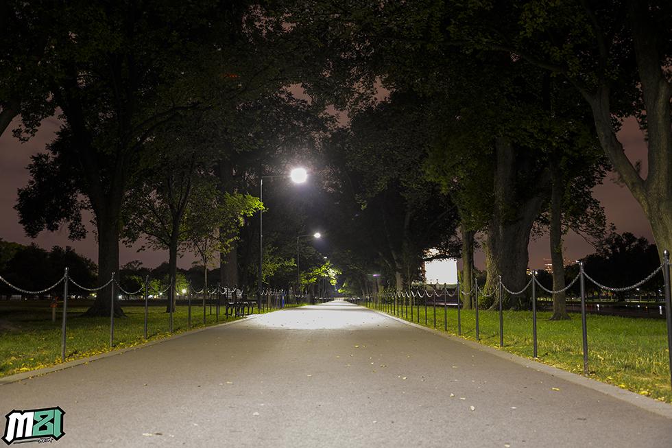 Washington D.C. Sidewalks
