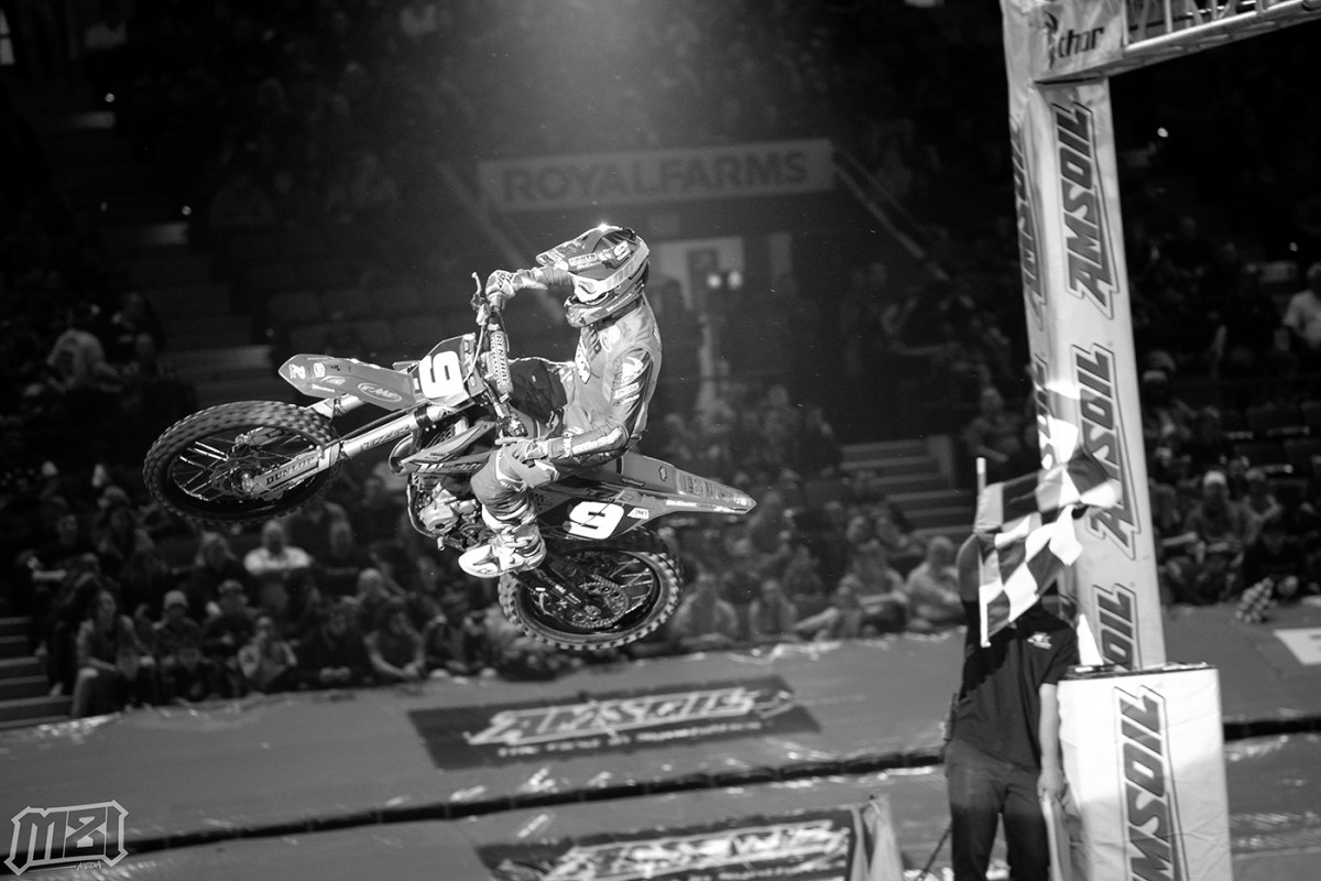 Baltimore Amsoil Arenacross