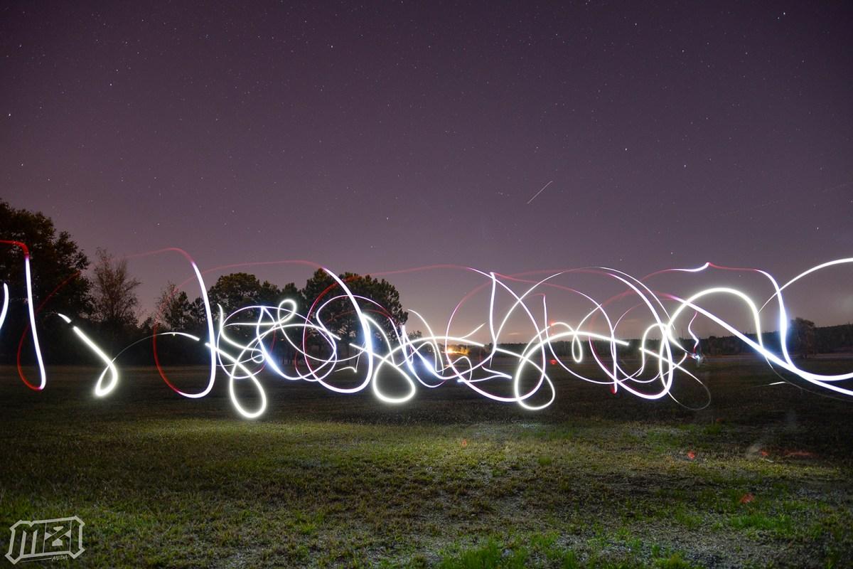 Florida Light Trails