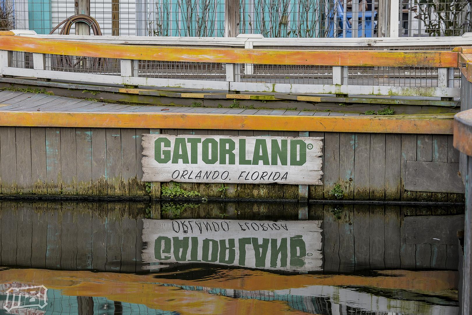 Gator Land Orlando Florida Jumparoo