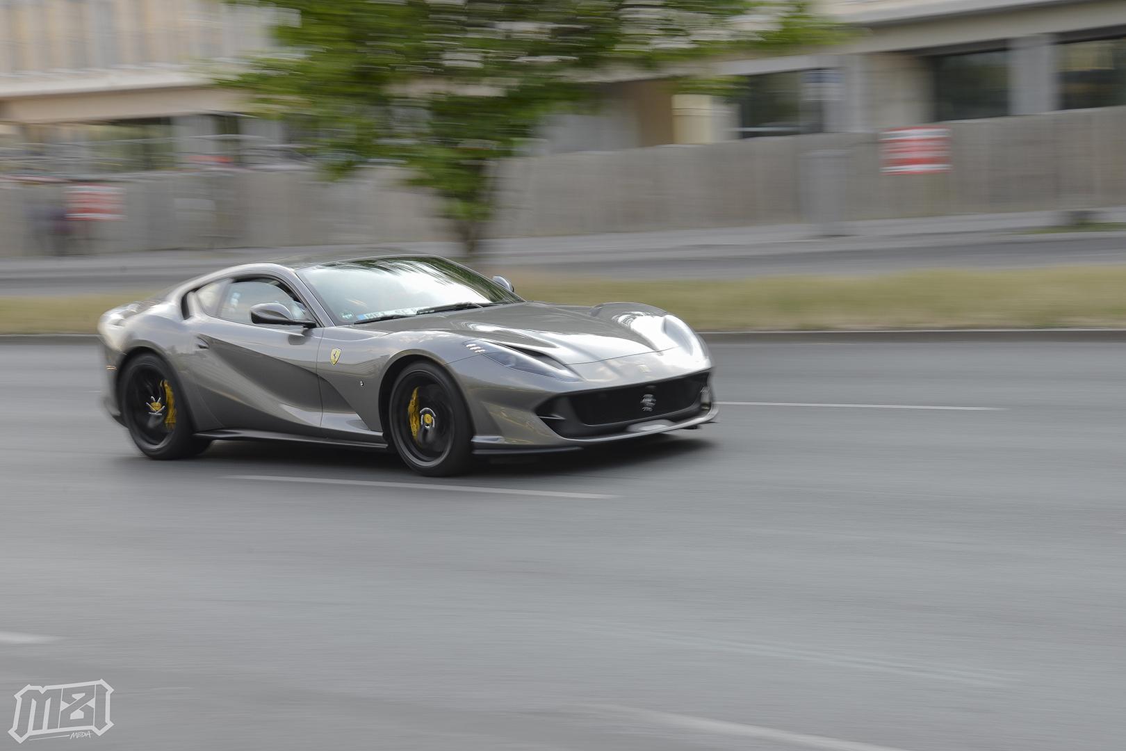 Berlin Germany Ferrari