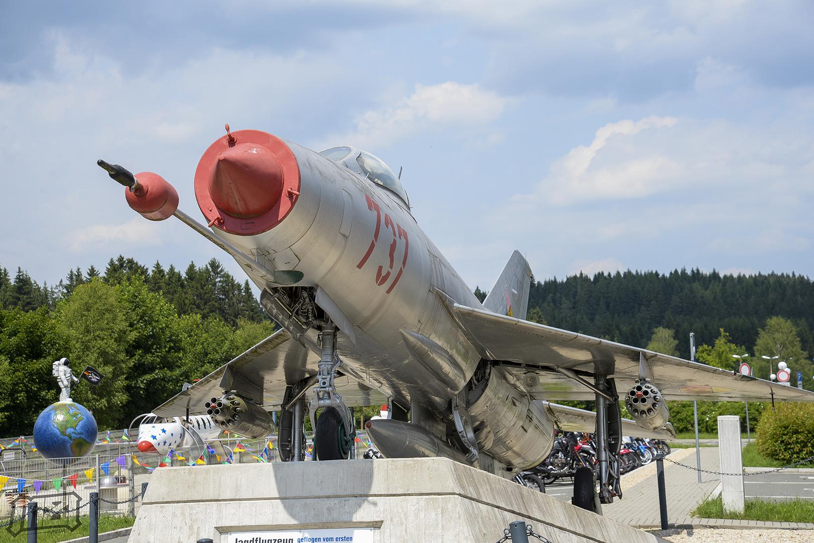 German Space Museum Plane