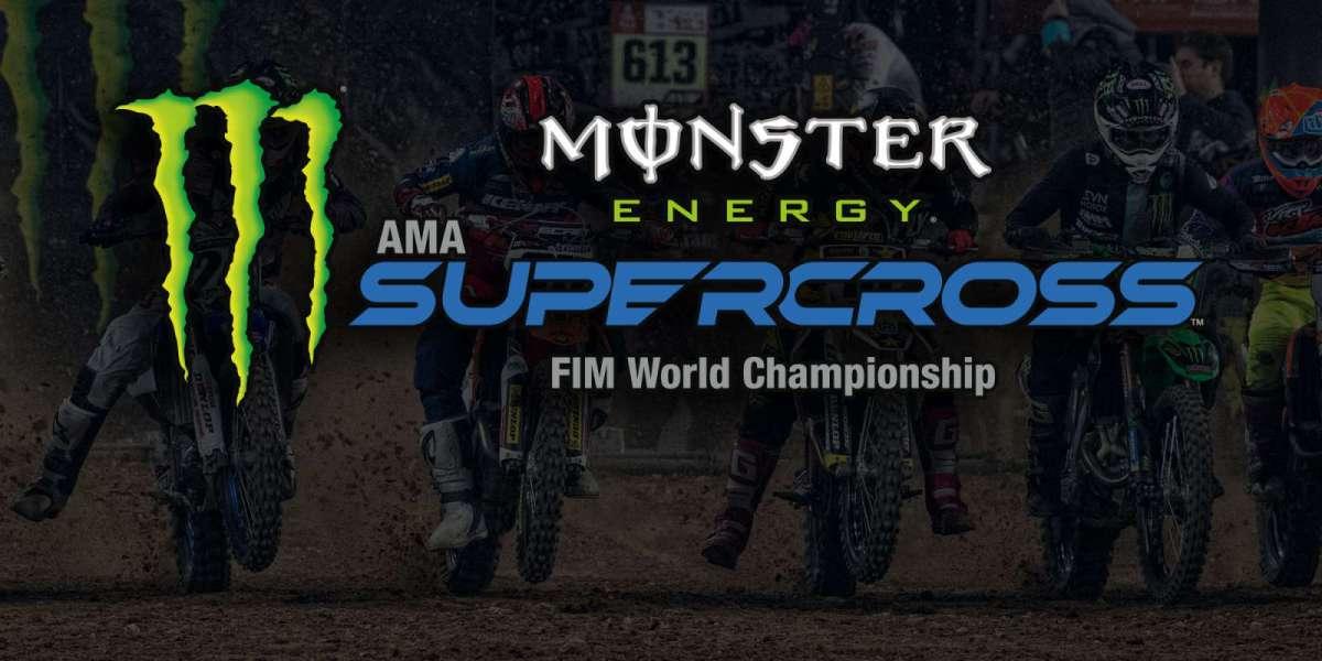 Supercross Live - Monster Energy Supercross Tickets