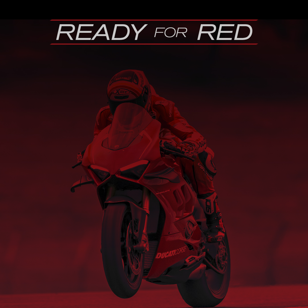 Ready for Red Post