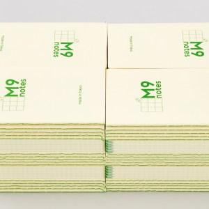 M9notes手帳サイズ 100冊